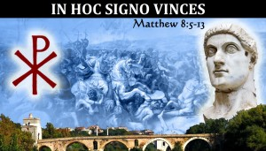 In Hoc Signo Vinces - Verse